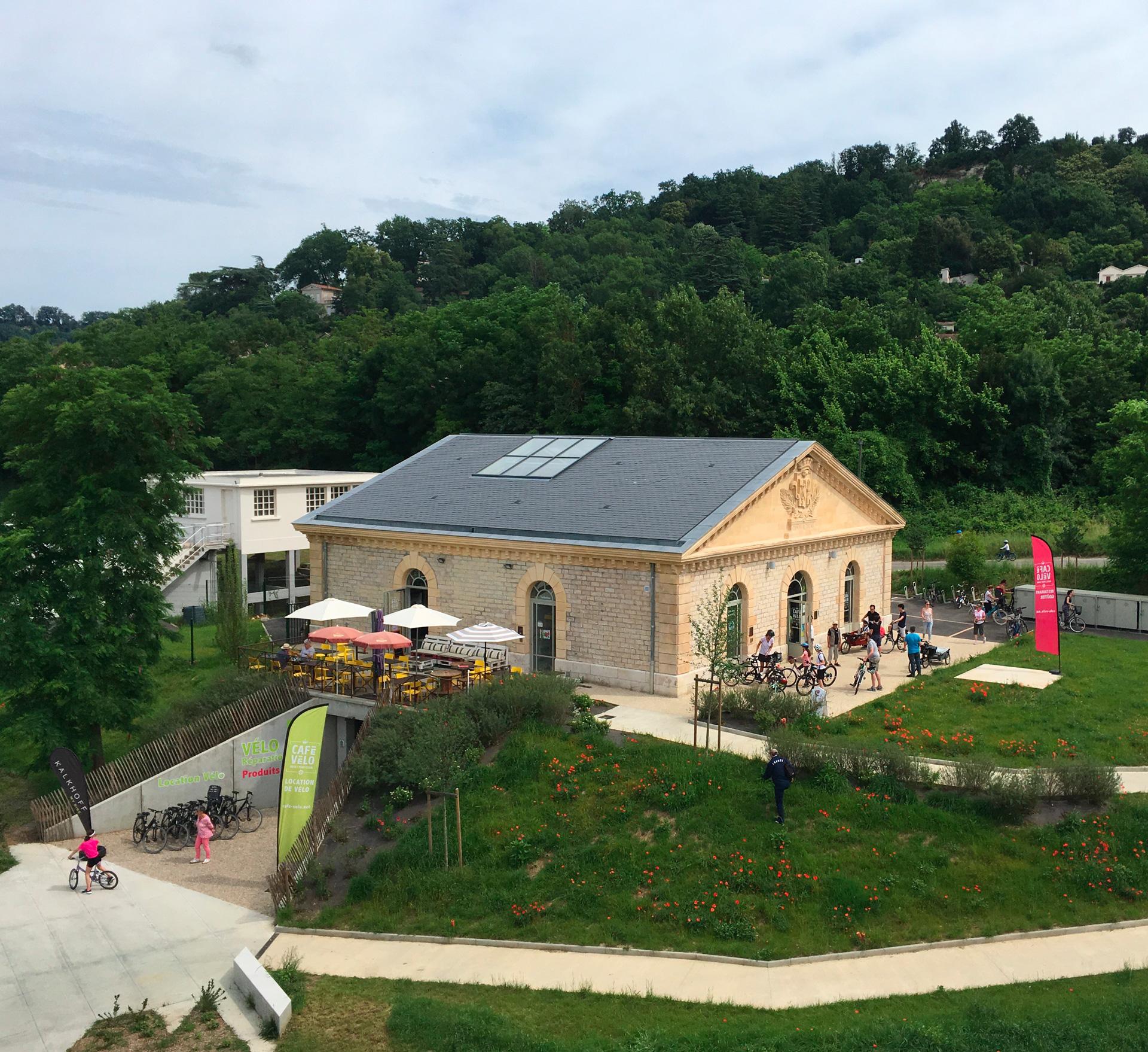 Bienvenue Sur Le Site Du Cafe Velo D Agen